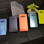 Samsung официально представили новые смартфоны Galaxy S10, S10 +, S10E и Galaxy S10 5G