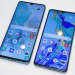 Huawei  представили два новых флагманских смартфона Huawei P30 и  Huawei P30 Pro