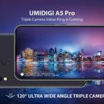 UMIDIGI A5 Pro  — первый в  мире бюджетный смартфон с тройной камерой