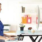 Fitfit – регулируемый по высоте компьютерный стол с автоматизированным приводом