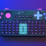 Power Vessel Mini Keyboard – беспроводная миниатюрная клавиатура для игр и работы с текстом