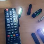 Lazelight – светодиодная подсветка для пультов дистанционного управления