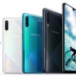 Samsung  представили два новых смартфона Galaxy A50s и Galaxy A30s