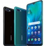OPPO выпустили новый смартфон среднего класса Reno A на базе процессора  SD 710