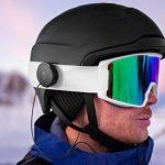 Skullcandy Vert — беспроводные Bluetooth наушники для активных людей, которыми удобно управлять в перчатках