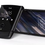 Motorola  официально представили свой первый смартфон с гибким экраном Motorola Razr 2019 за 1.500$