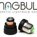 Magbulb – первый в мире магнитный патрон для электрических лампочек