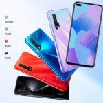 Цена и технические характеристики новых топовых смартфонов Huawei Nova 6 и Nova 6 5G
