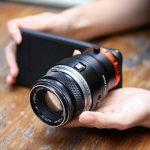 Адаптер для объективов ULANZI DOF превратит смартфон в профессиональную камеру