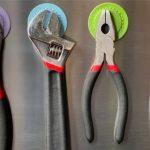 Набор неодимовых магнитов  Mighty Little Magnets позволит держать инструменты в идеальном порядке