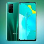 Honor 30S – первый смартфон на базе процессора Kirin 820