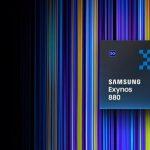 Exynos 880 –  новый процессор с поддержкой  5G для смартфонов среднего класса.