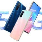 Новый смартфон Huawei Enjoy Z 5G на базе процессора Dimensity 800 с 90Гц экраном стоит 240$