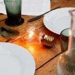 Винтажная светодиодная беспроводная лампа для украшения комнаты