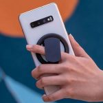 Ohsnap Grip  — кольцо держатель для смартфона с магнитом