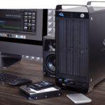 OWC ThunderBay Flex 8  — мегахранилище данных для творческих людей на 8 дисков