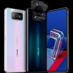 ASUS представили новые флагманские смартфон ZenFone 7 и ZenFone 7 Pro с 64Мп с поворотной камерой