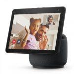 Четвертое поколение умных экранов Amazon Echo Show 10 научилось быть всегда «лицом» к  пользователями