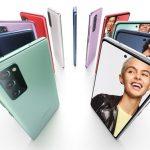 Samsung  представили самого дешевого представителя Galaxy S20 серии смартфонов — Galaxy S20 FE