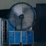 Following Fan – первый в мире бытовой вентилятор умеющий следить за людьми
