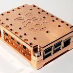 Стильный корпус для Raspberry Pi 4 из цельного куска меди стоит 250 долларов.