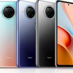 Xiaomi представили три новых смартфона Redmi Note 9 Pro 5G, Redmi note 9 5G и  Redmi Note 9 4G