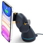 iOttie Aivo Connect Pro — автомобильный держатель смартфона с умным голосовым помощником Alexa