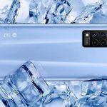 Новым смартфон ZTE Blade 20 Pro 5G получил тонкий корпус и 64Мп квадрокамеру