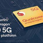Qualcomm анонсировали разогнанную версию процессора  Snapdragon 865 Plus  — Snapdragon 870 5G