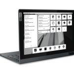 Lenovo анонсировали второе поколение ноутбуков  ThinkBook Plus Gen 2 с дополнительным E Ink экраном