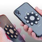 Крепление CELLSNAPP! позволяет использовать два смартфона как одно целое