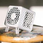 Компактный очиститель воздуха Bionic Cube может работать от повербанки