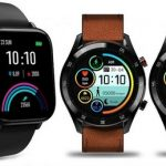 Gionee  выпустили пару новых умных часов STYLFIT GSW6 и STYLFIT GSW8