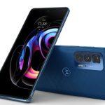Motorola  представили новую серию смартфонов Motorola Edge 20 с 108Мп камерой