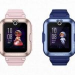 Huawei  представили детские часы Huawei Children's Watch 4 Pro по цене 150$