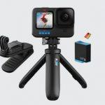 Новая экшн камера GoPro HERO10 Black позволяет снимать 5,3К видео со скоростью 60 кадров в секунду