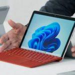Новой поколение планшето — ноутбуков Microsoft Surface Go 3 стало на 60% производительней предшественников