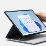 Surface Laptop Studio – новый самый производительный гибрид из ноутбука и планетника от Microsoft